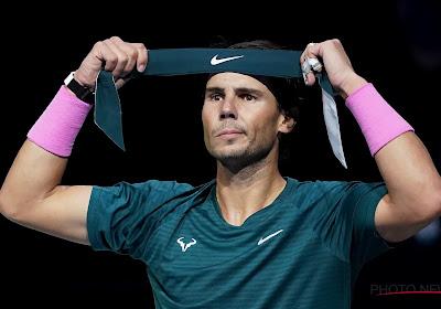 Nadal rekent in rechtstreeks duel om ticket voor halve finales af met titelverdediger op ATP Finals