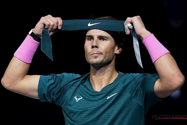 Nadal, Rublev en Medvedev plaatsen zich voor kwartfinales Australian Open