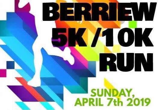 Berriew 10k, 5k announced