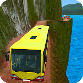 Offroad Bus Driving 3D Sim: 99% Impossible Bridges