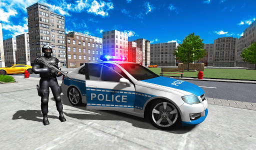 Police Car Driver City 4 screenshots 4