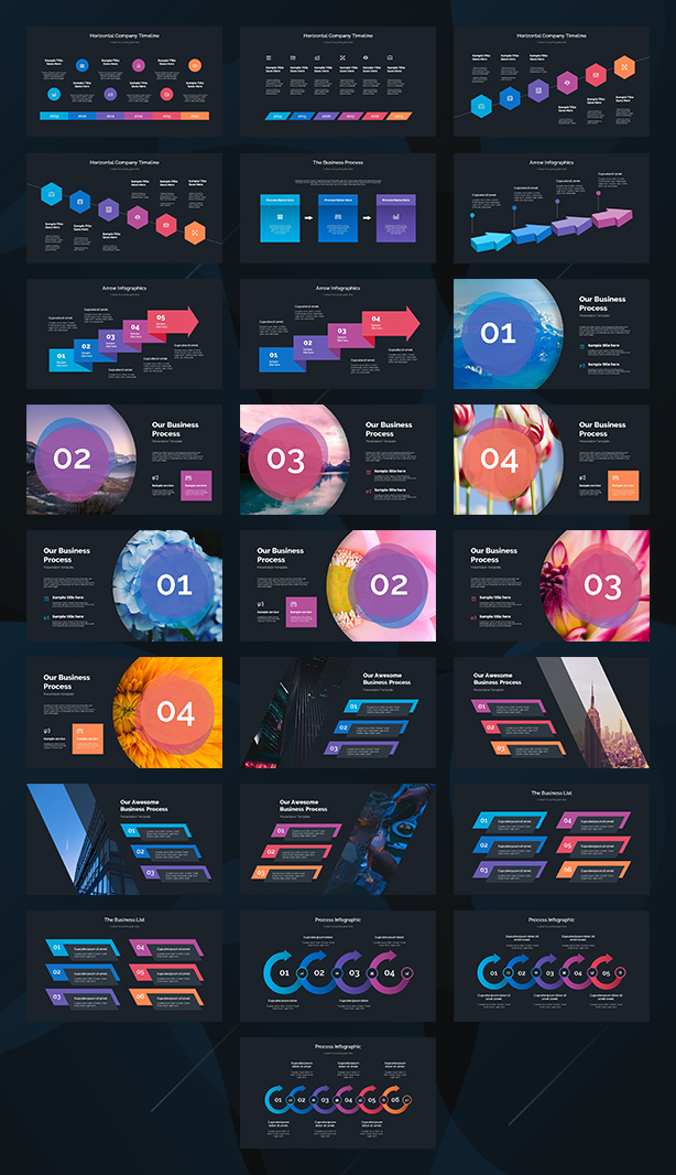 ThePress - Animated Powerpoint Template - 32