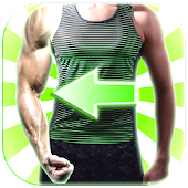 Arm Muscles – Photo Stickers