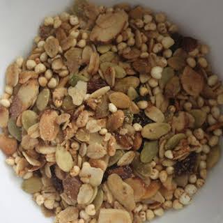 Healthier Homemade Granola {Gluten-Free}.