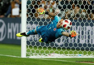 David Ospina (Arsenal) wordt de nieuwe doelman van Napoli