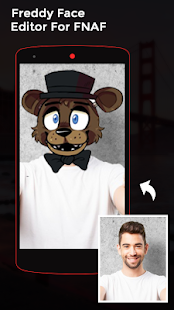 Freddy Photo Editor For FNAF - náhled