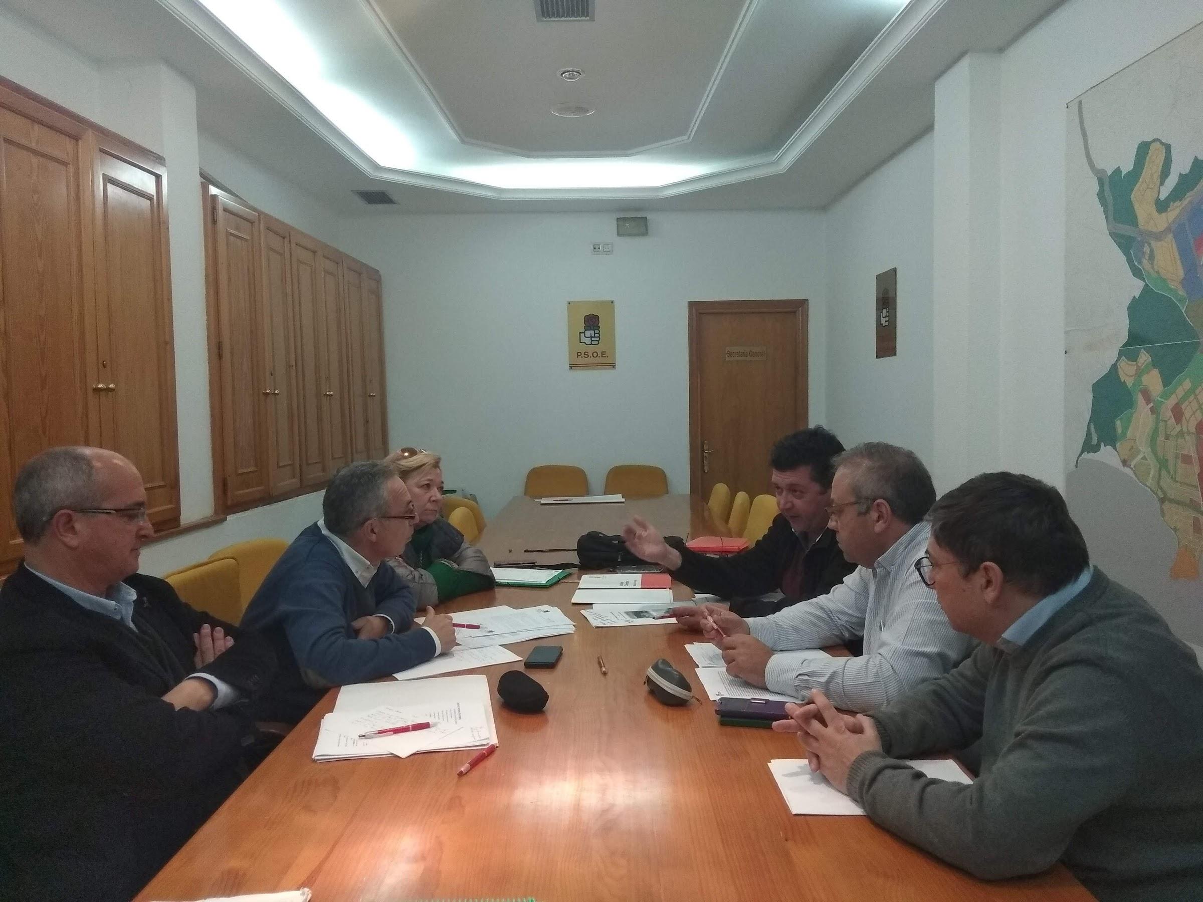 El PSOE se compromete a exigir a Landaluce el cumplimiento de los acuerdos de memoria histórica