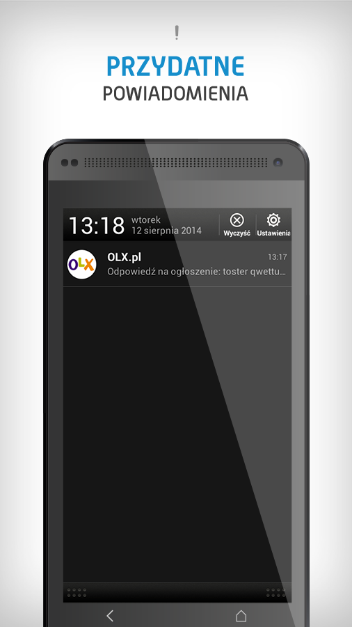 OLX.pl - ogłoszenia lokalne- screenshot