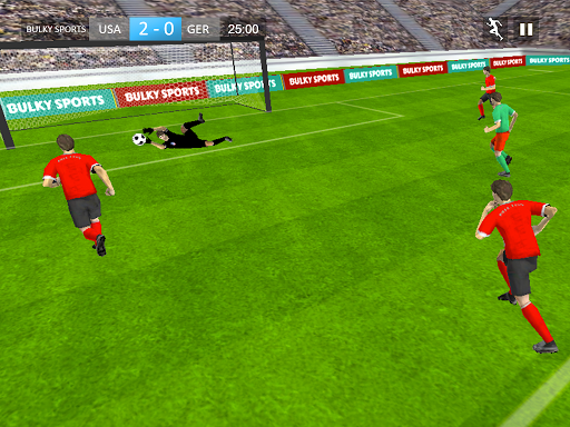 Play Soccer Game 2018 : Star Challenges  screenshots 6