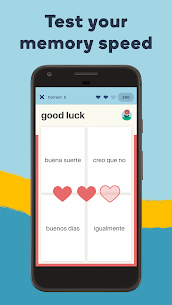 Learn Languages with Memrise MOD APK [Premium Subscription Unlocked] 8