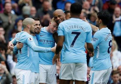 Un Français de Manchester City cité à Anderlecht
