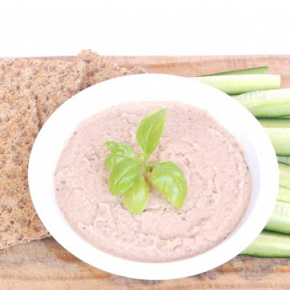 Tuna Sour Cream Dip.