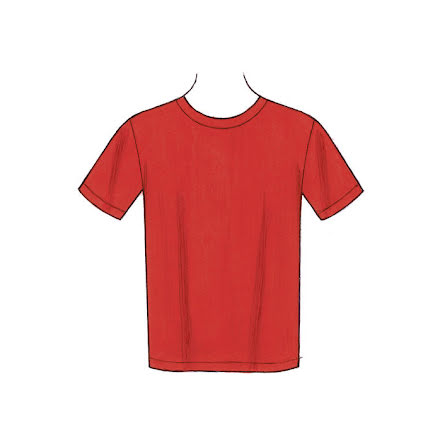 T-shirt/Tröja Kwik Sew 3878
