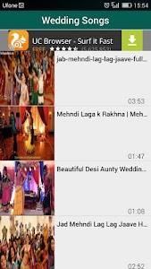 Mehndi Songs & Dance 2016 - HD screenshot 2