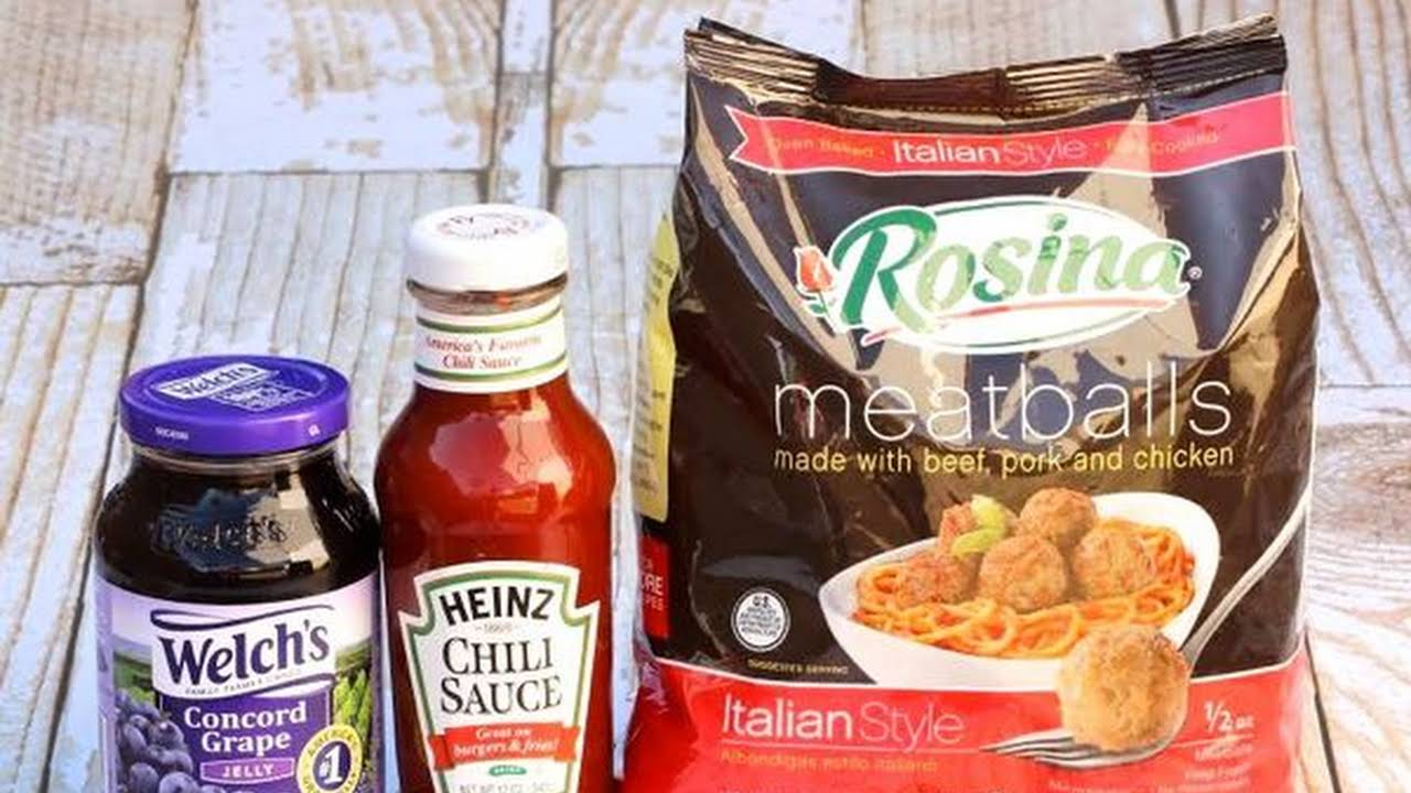 10 Best Heinz Chili Sauce Meatballs Recipes Yummly
