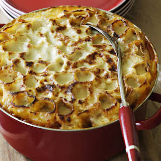 Vertical Cannelloni Bake.