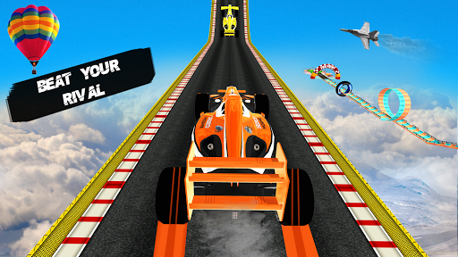Formula Car Racing Stunt 3D: Mega Ramp Car Stunts android2mod screenshots 5