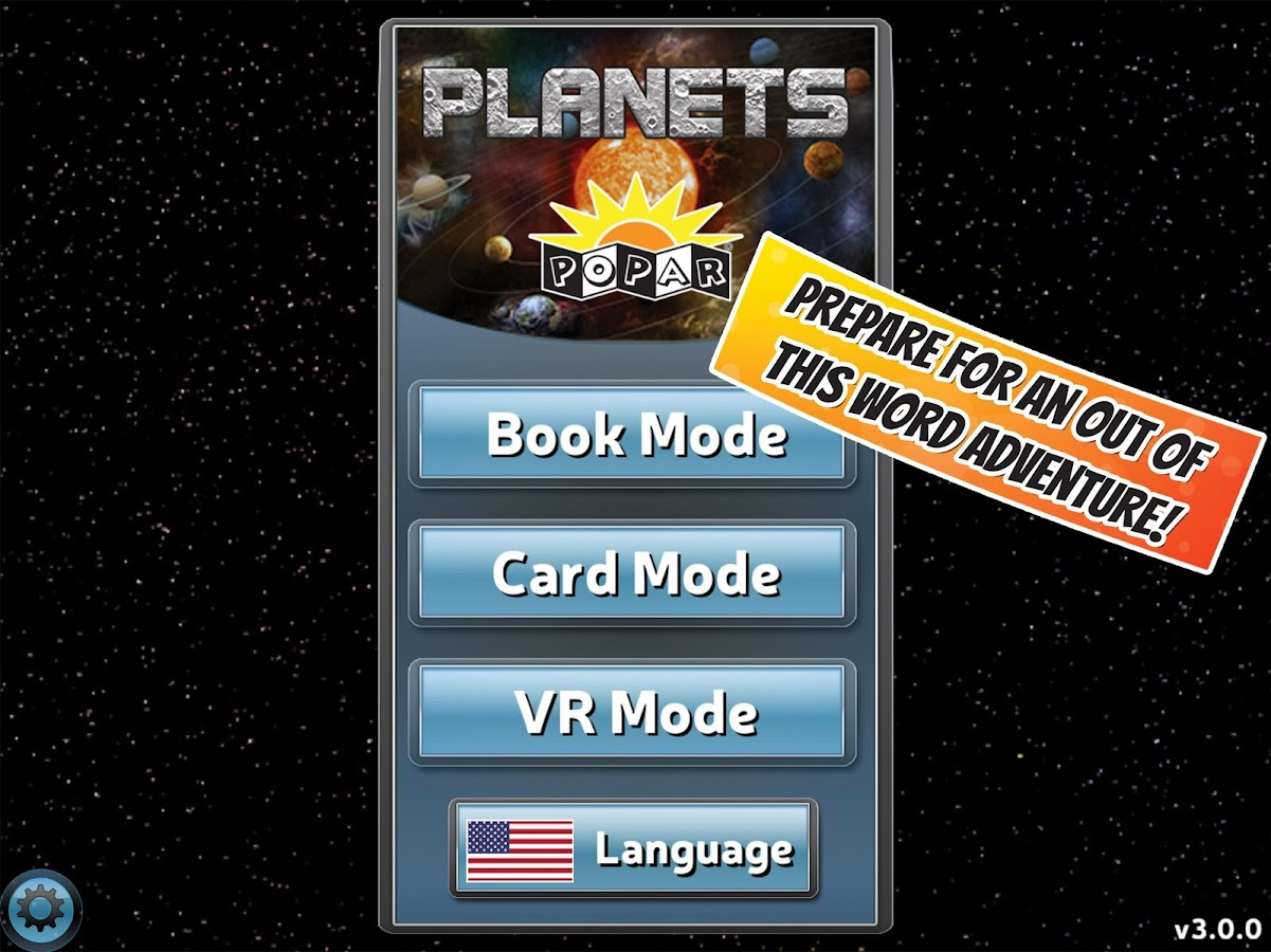 Popar Planets- screenshot