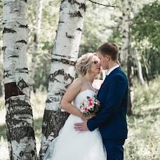 Wedding photographer Darya Merkulova (DashM). Photo of 22.08.2016
