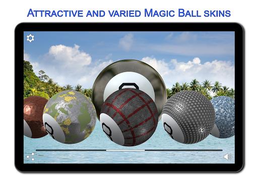 Magic 8 Ball 3D Free 1.0.615 screenshots 5