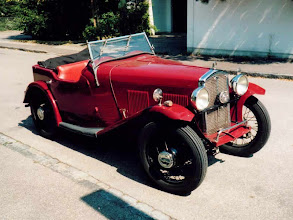 Photo: 1932 Wolseley Hornet Special