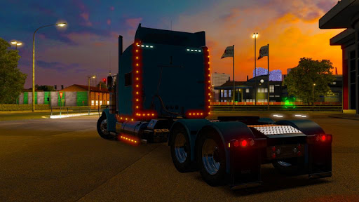 3D Euro Truck Driving Simulator Extreme 22 8