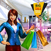 Shopping Mall Sale  - Virtual Family Fun