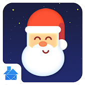Christmas: DU Launcher Theme
