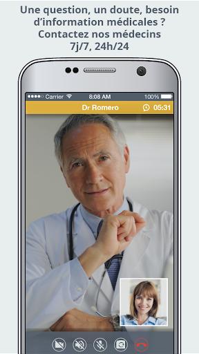 MesDocteurs: médecins en ligne screenshot 3