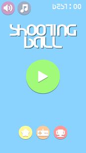 Shooting Ball screenshot