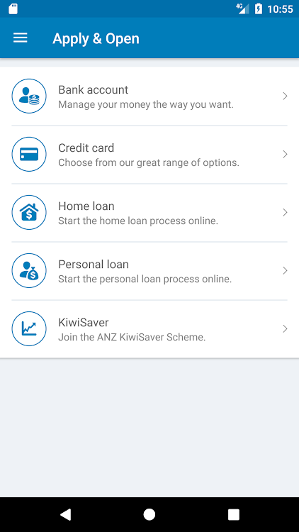 ANZ goMoney New Zealand – (Android Apps) — AppAgg