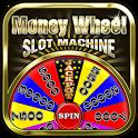 Money Wheel Slot Machine Game icon