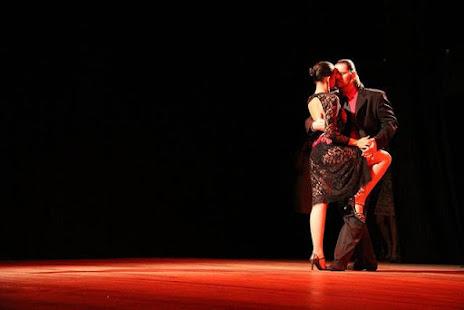 How to dande Tango
