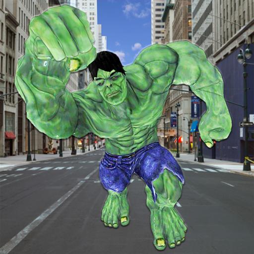 Monster Superhero Future Fight: City Battle Game