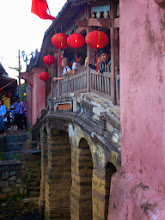Photo: VIETNAM Hoi an - le pont Japonais (Pana)