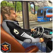 Highway Traffic Bus Racer: Extreme Bus Driving