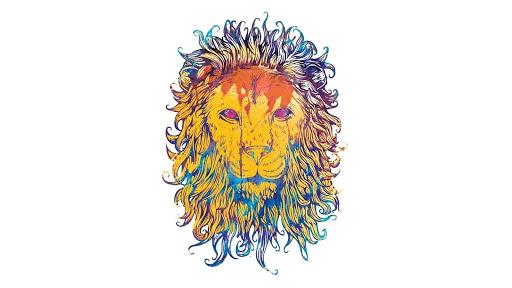 Vector Lion Live Wallpaper