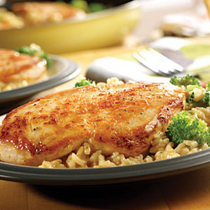 Quick & Easy Chicken, Broccoli & Brown Rice Dinner Recipe