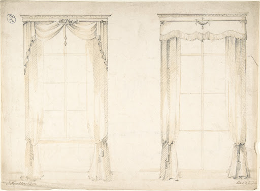 Designs for Two Sets of Curtains