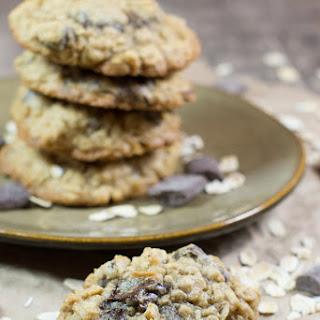 Gluten-Free Oatmeal Chocolate Chunk Cookies Recipe