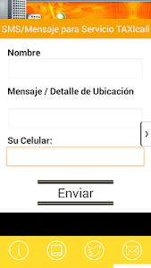 TAXIcall screenshot 3