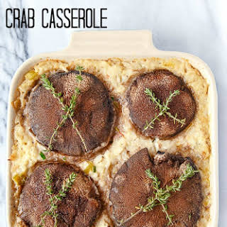 Crab Rice Casserole Recipes.