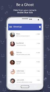 GhostApp screenshot