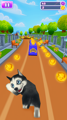 Pet Run - Puppy Dog Game  captures d'écran 3