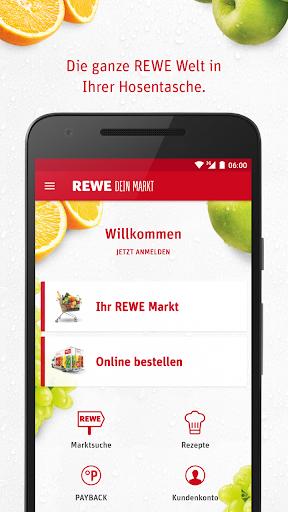 REWE Lieferservice Supermarkt