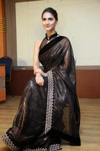 Vaani Kapoor in saree, Vaani Kapoor in tollywood