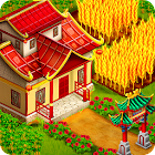 Asian Town Farmer : Build Big Offline Farm icon