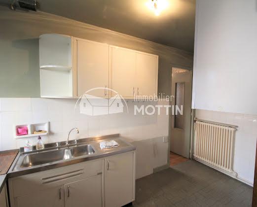 Vente maison 4 pièces 78 m2