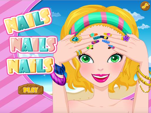 Nail Salon princess - Girls Nails Design 1.0 screenshots 1