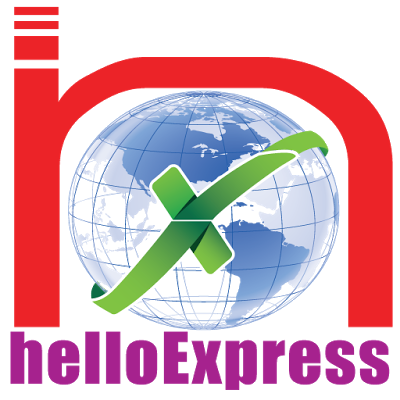 Hello Express - screenshot
